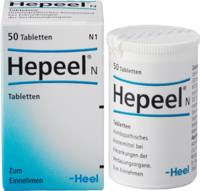 HEPEEL N Tabletten