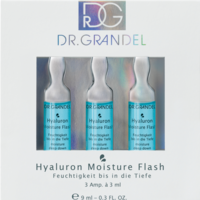 GRANDEL Professional Collection Hya.Moisture Flash